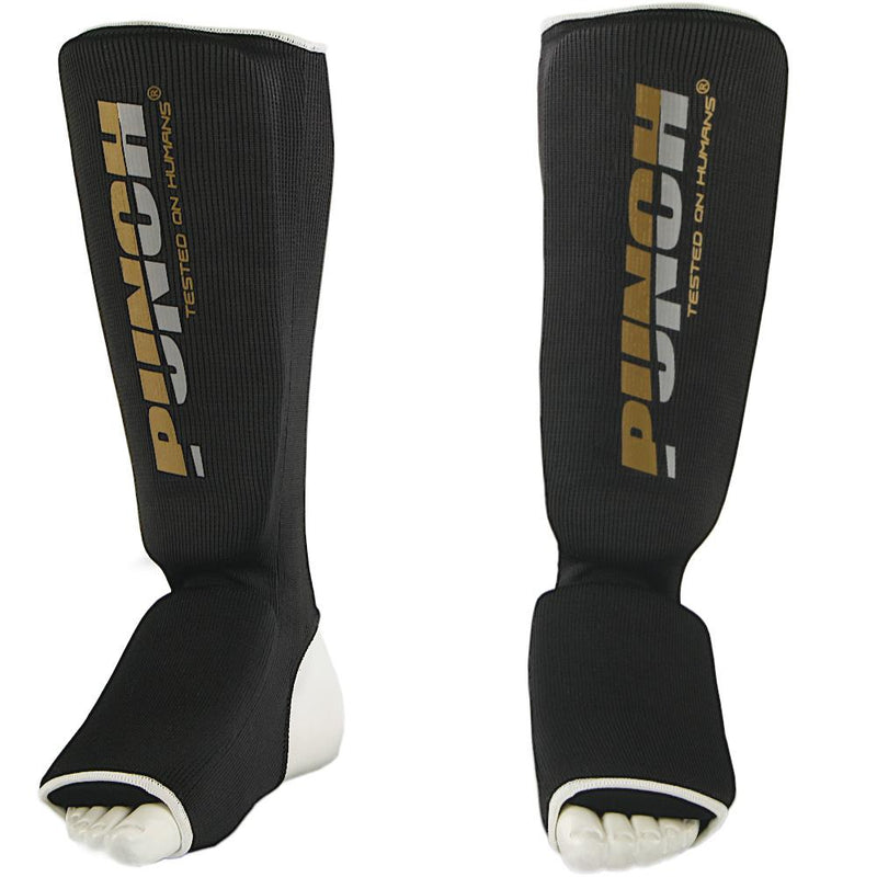 Punch Urban Muay Thai Shin Guards / Pads - Cotton Slip On-MO REPS® Fitness Store