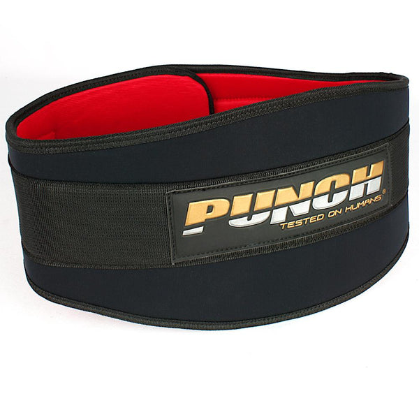 Punch Urban Neoprene Weight Lifting Belt-MO REPS® Fitness Store
