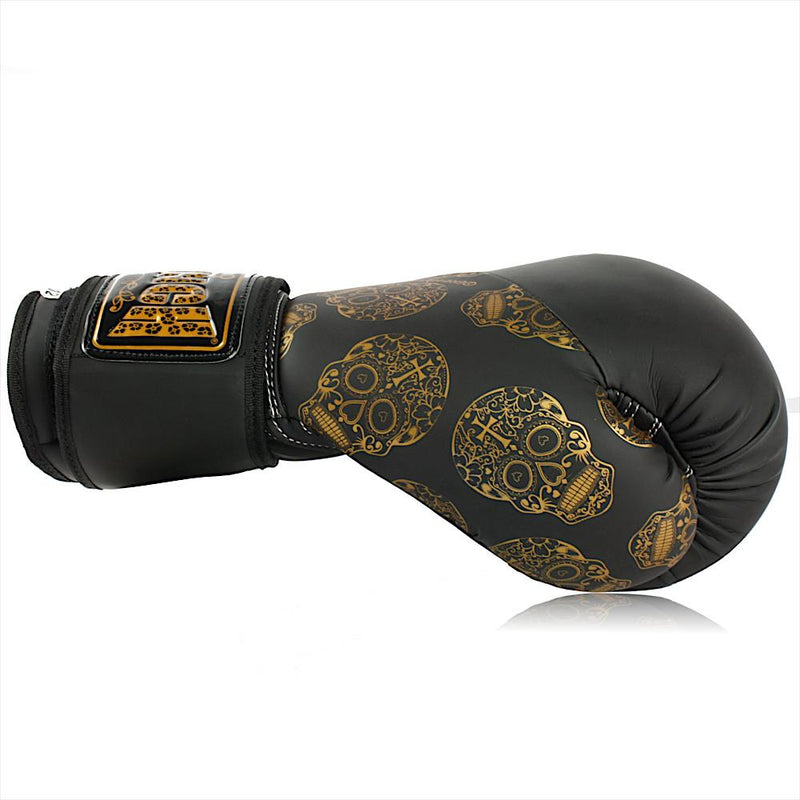 Punch Womens Boxing Gloves - Skull Art-MO REPS® Fitness Store