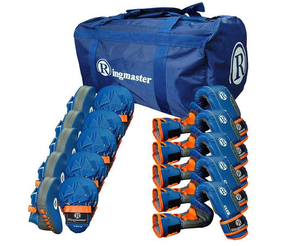 Ringmaster Club Training Kit - Blue-MO REPS® Fitness Store
