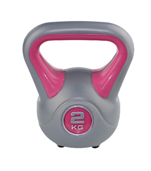 Ringmaster Kettlebell Dual Colour-2KG-MO REPS® Fitness Store