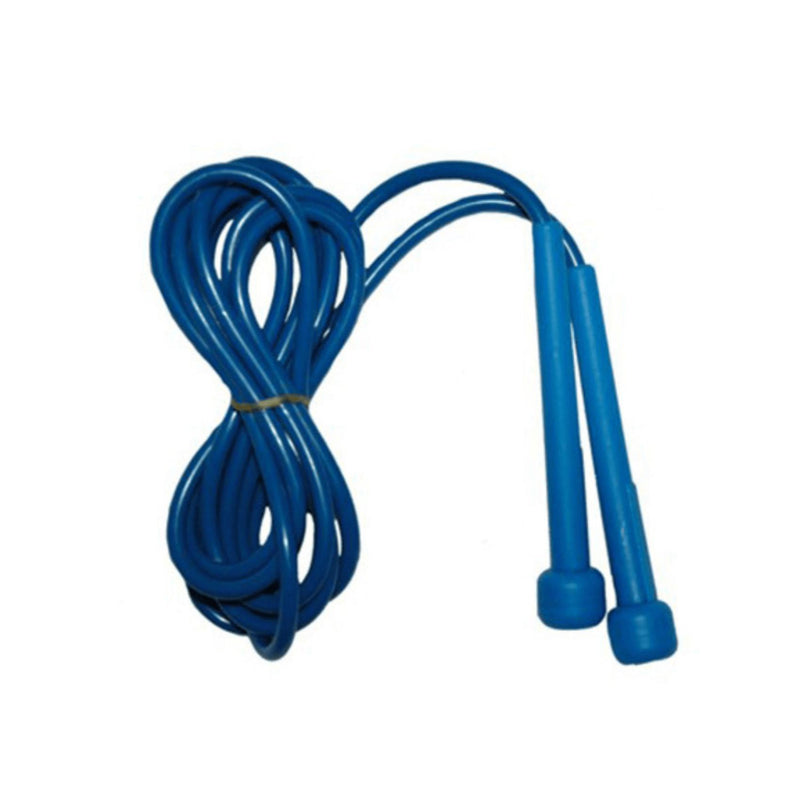 Ringmaster KO Skipping Rope PVC-2.7m (9ft) Blue-MO REPS® Fitness Store