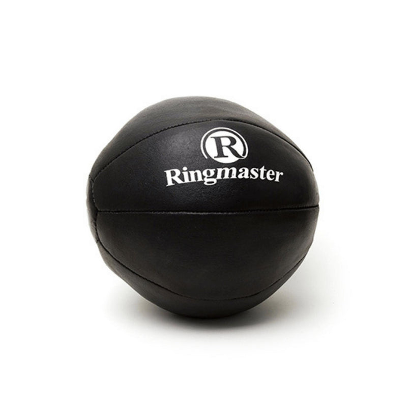 Ringmaster Medicine Ball Leather-MO REPS® Fitness Store