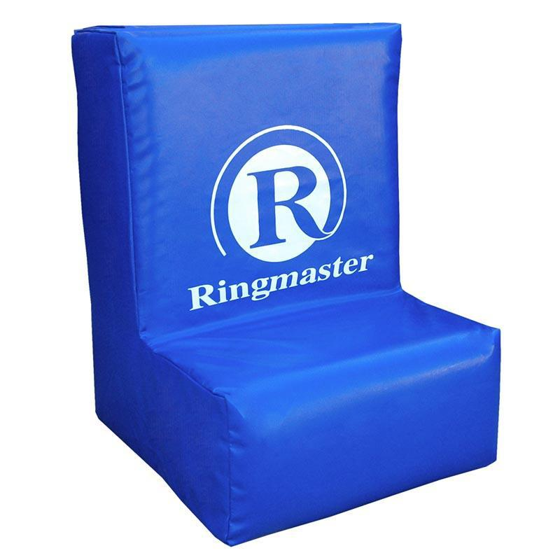 Ringmaster Mobile Ruck Bag with Ledge for Rugby, Football-Blue-MO REPS® Fitness Store