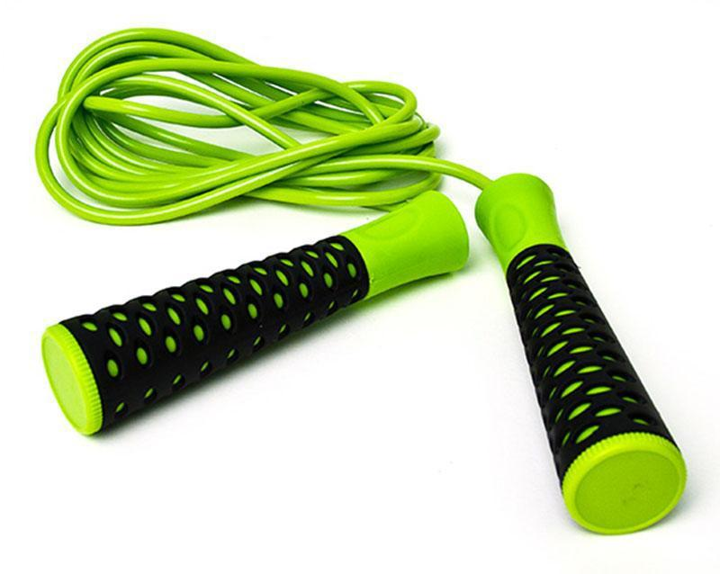 Ringmaster Skipping Rope Coloured-Green-MO REPS® Fitness Store