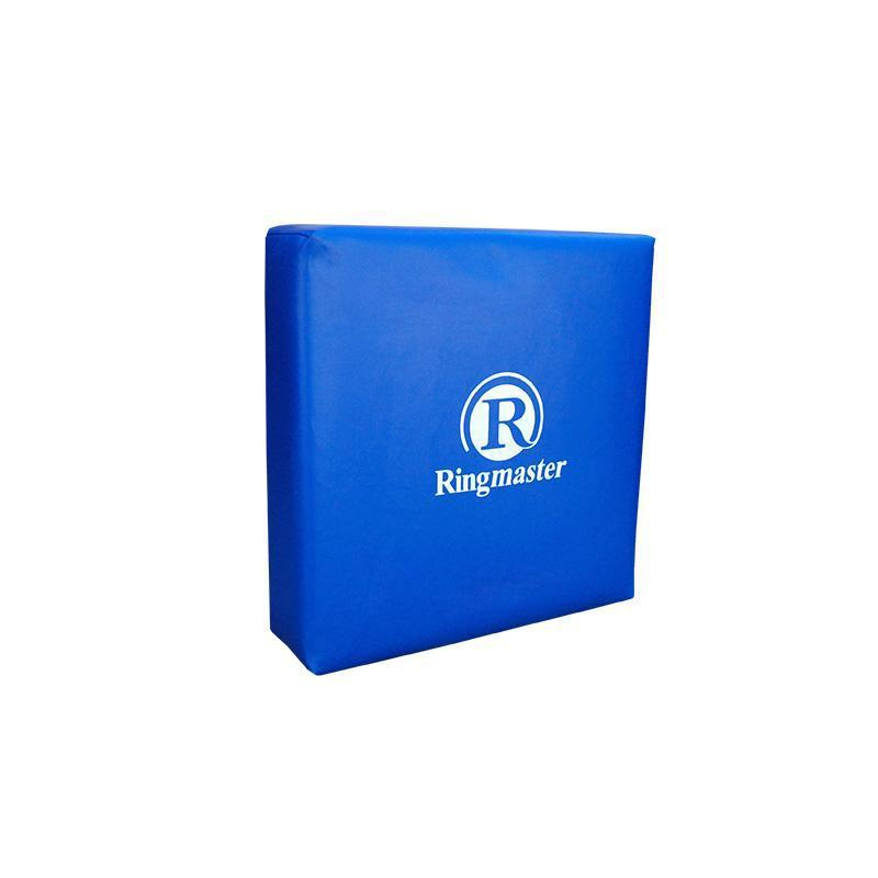 Ringmaster Square Bump Pad / Strike & Hit Shield-Blue-MO REPS® Fitness Store