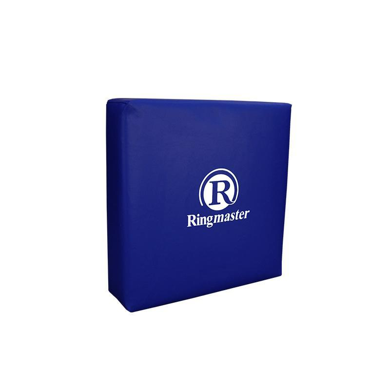 Ringmaster Square Bump Pad / Strike & Hit Shield-Navy-MO REPS® Fitness Store