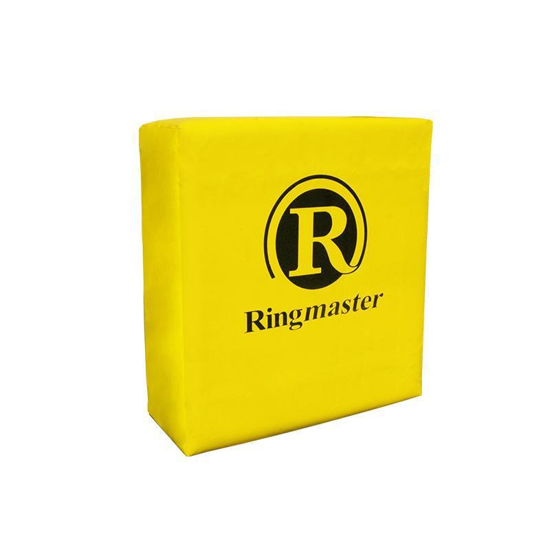 Ringmaster Square Bump Pad / Strike & Hit Shield-Yellow-MO REPS® Fitness Store