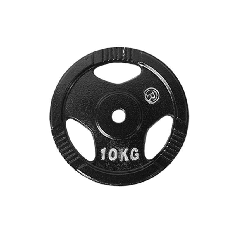 Ringmaster Standard Cast Iron Weight Plates-10KG-MO REPS® Fitness Store