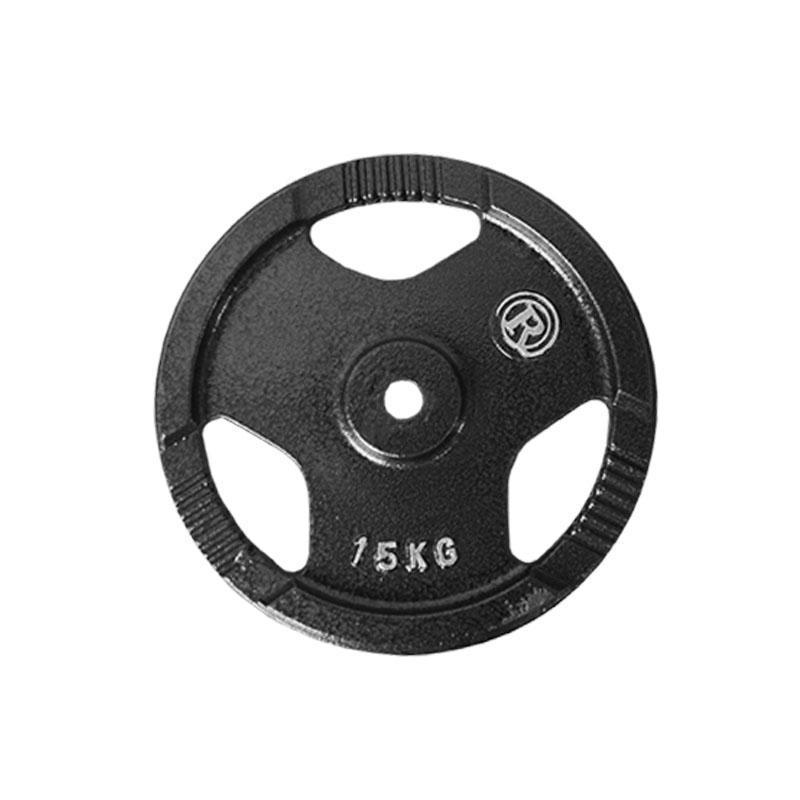Ringmaster Standard Cast Iron Weight Plates-15KG-MO REPS® Fitness Store