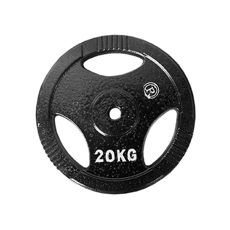 Ringmaster Standard Cast Iron Weight Plates-20KG-MO REPS® Fitness Store