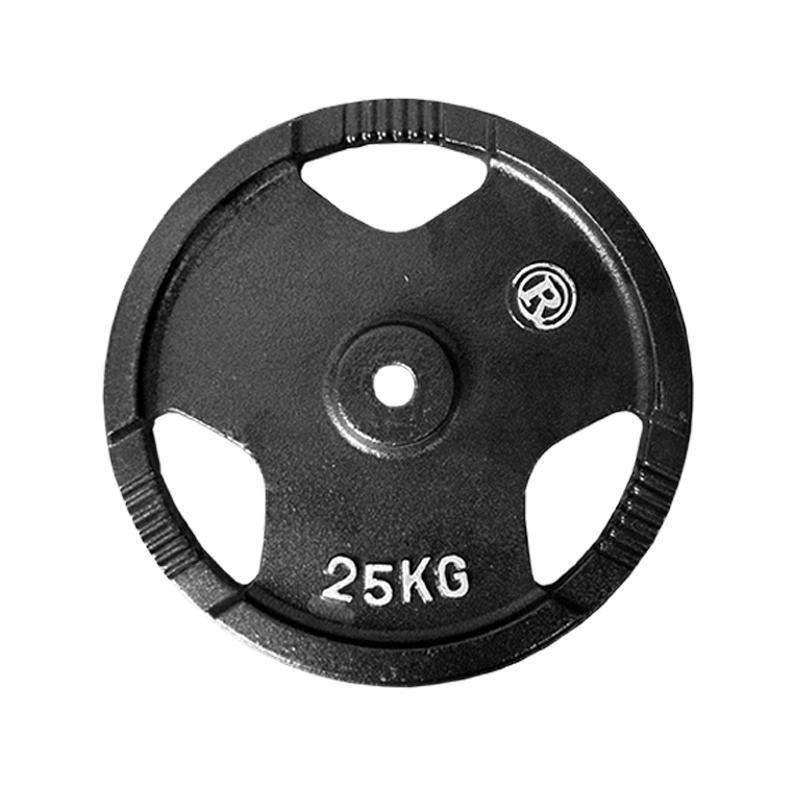 Ringmaster Standard Cast Iron Weight Plates-25KG-MO REPS® Fitness Store
