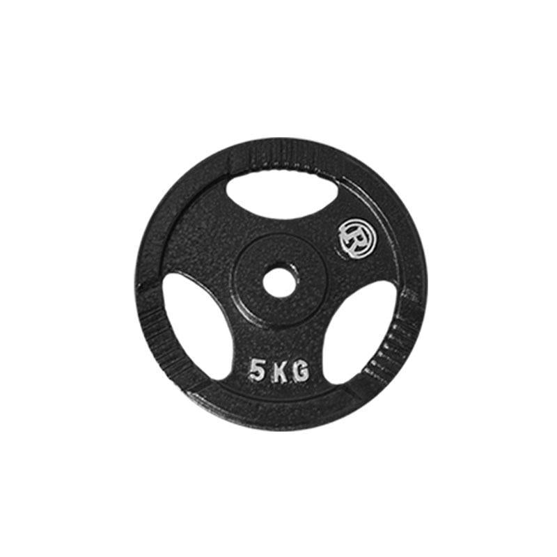 Ringmaster Standard Cast Iron Weight Plates-5KG-MO REPS® Fitness Store