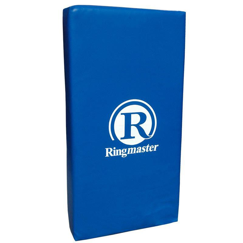 Ringmaster Straight Extra Large Bump Pad / Hit Shield-Blue-MO REPS® Fitness Store