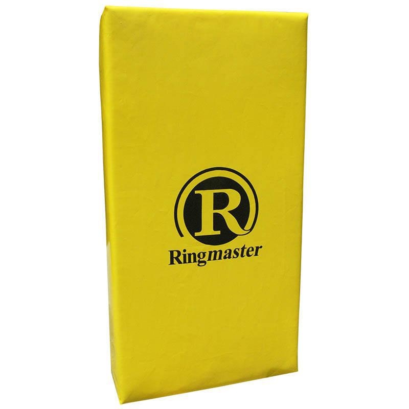 Ringmaster Straight Extra Large Bump Pad / Hit Shield-Yellow-MO REPS® Fitness Store