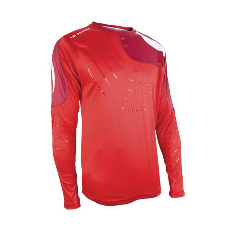 Secutor Goalkeeper Jersey - Red Small-MO REPS® Fitness Store