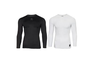 Shrey Intense Baselayer - Long Sleeve Top-MO REPS® Fitness Store