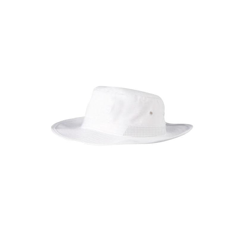 Shrey Performance Cricket Hat - Off White-MO REPS® Fitness Store