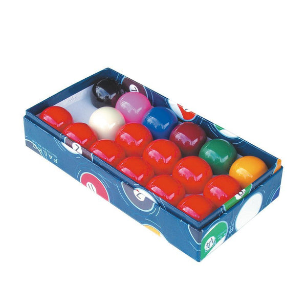 Snooker Balls (17 Ball)-MO REPS® Fitness Store
