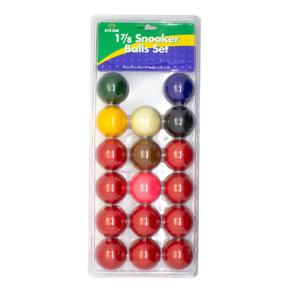 "Snooker Set - 1 7/8""-MO REPS® Fitness Store"