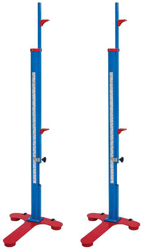 Sportland High Jump Upright Deluxe - IAAF Approved-MO REPS® Fitness Store