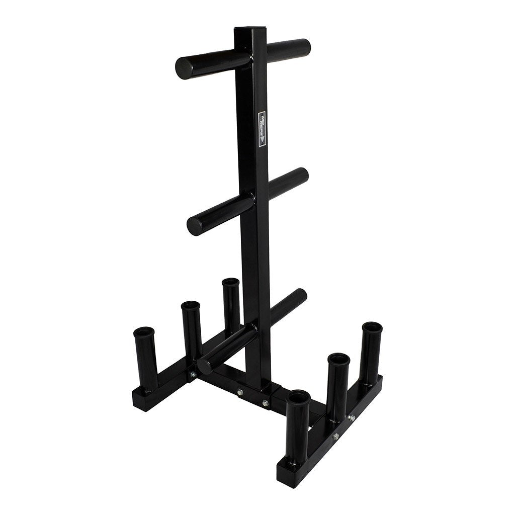 Weight & Barbell Storage Tree