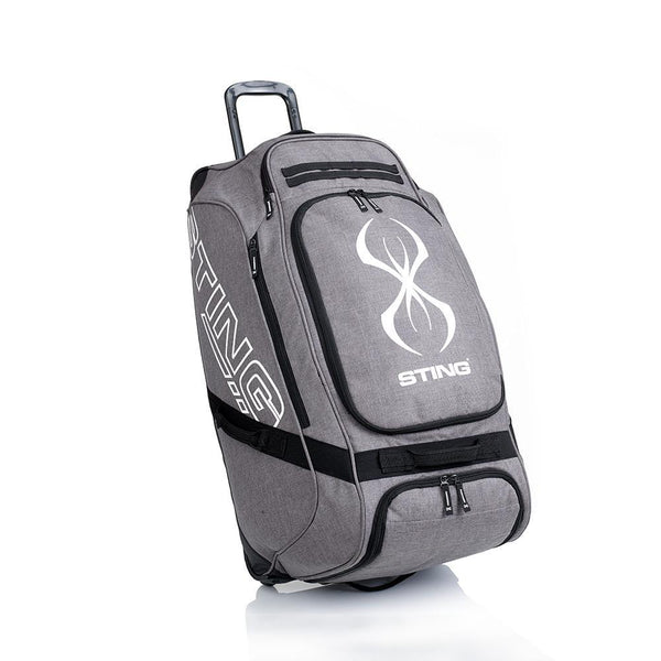 Sting Journeyman Trolley Sports Bag-GREY-MO REPS® Fitness Store