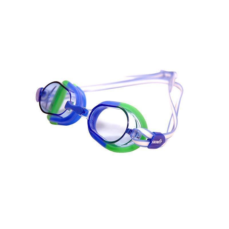 Swimfit Goggles - Junior Childers-BlueGreen-MO REPS® Fitness Store