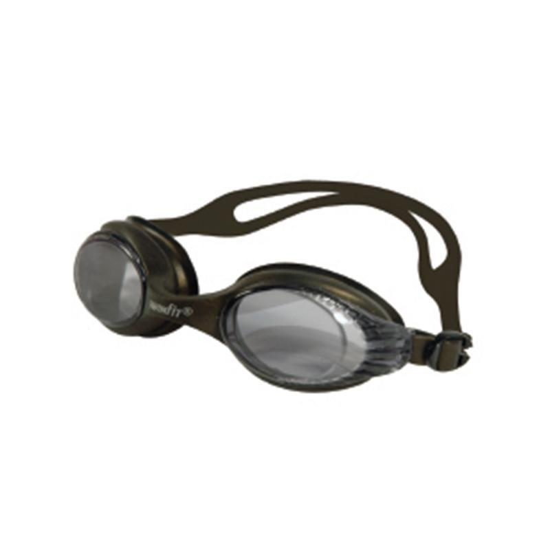 Swimfit Goggles - Junior Tethys-Black-MO REPS® Fitness Store