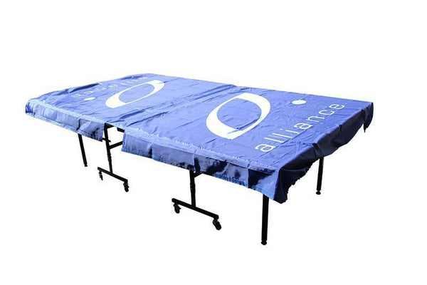 Table Tennis Table Cover - 1 Piece Table-MO REPS® Fitness Store
