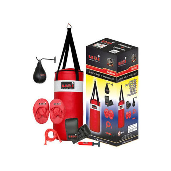 USI Box N Punch Stand Kit - Junior-MO REPS® Fitness Store