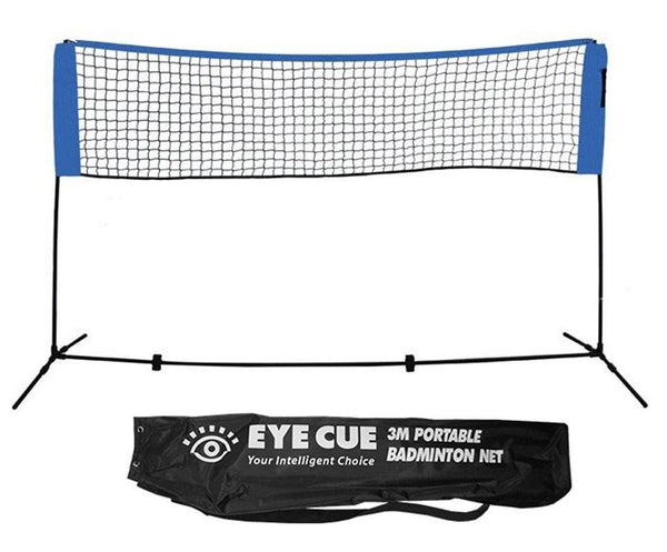 Wish Badminton Portable Net System - 3 Metres-MO REPS® Fitness Store