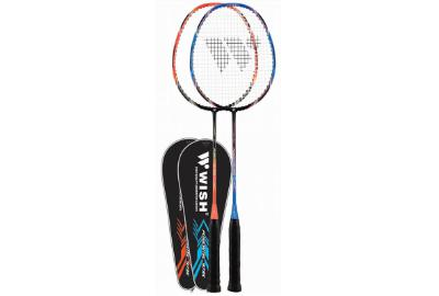 Wish Badminton Racquet - Fusiontec 973-MO REPS® Fitness Store