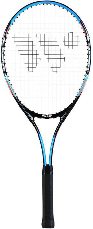 "Wish Tennis Racket Alumtec 2510 - 27"" - Blue-MO REPS® Fitness Store"