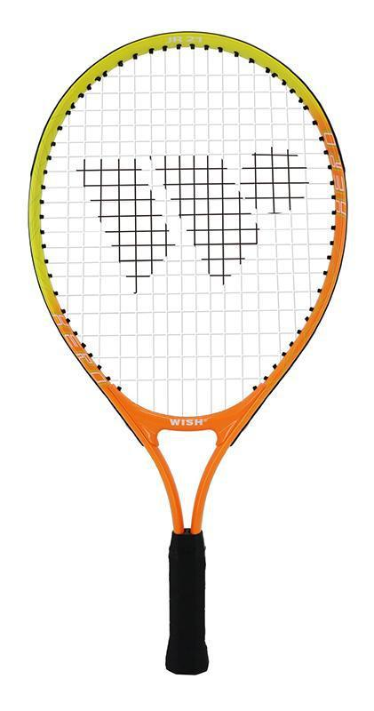 Wish Tennis Racket Alumtec 2600 Junior-Orange-21 Inch-MO REPS® Fitness Store