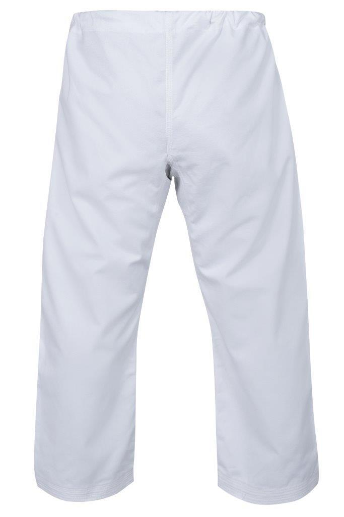 Yamasaki Gold Canvas Pants (White) - 14oz-MO REPS® Fitness Store