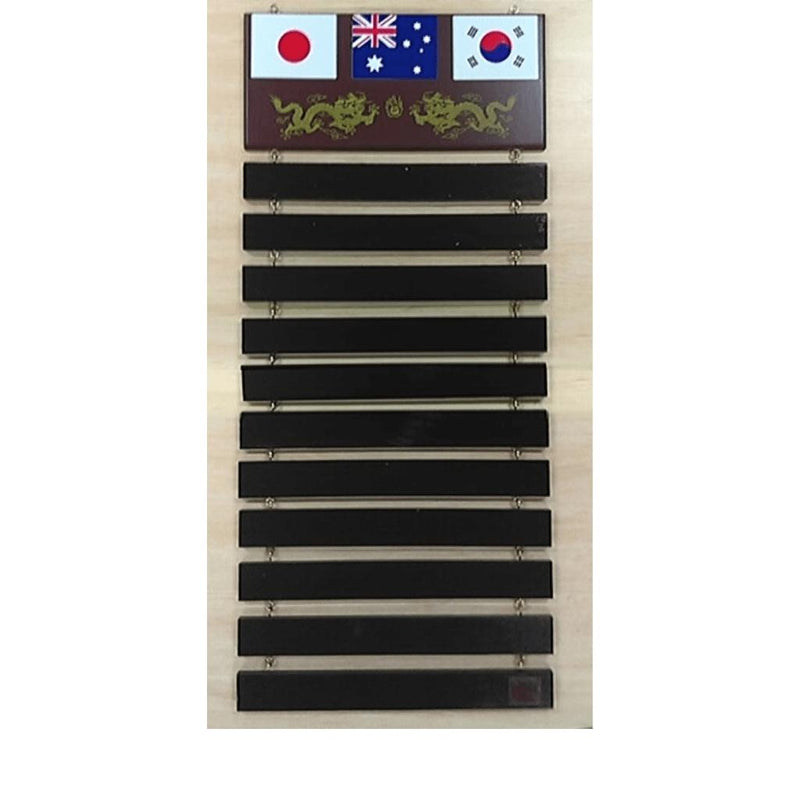 Yamasaki Martial Arts Belt Rack-MO REPS® Fitness Store
