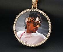 Custom Photo pendant Medallions Necklace
