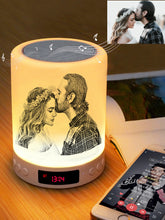 Custom Photo Night Light- Bluetooth Music Player