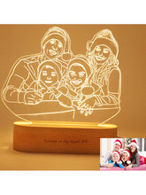 Custom Photo 3D Lamp