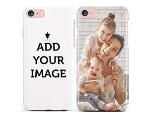 Personalized Photo Print Phone Case For iPhone