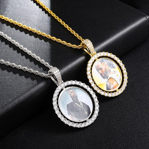 Custom Medallions Necklace
