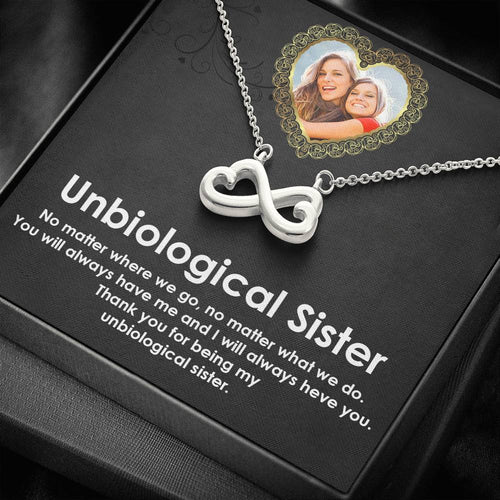 Unbiological Sister Gift