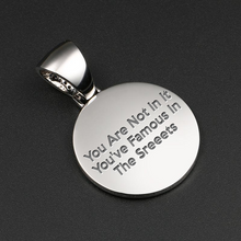 Custom Photo Memory Medallions Necklace- Best Father's Day gifts for Dad