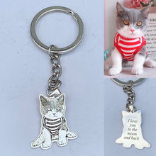Saincheap an Pet Photo Keychain