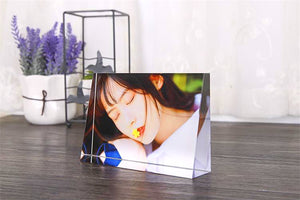 Personalized Crystal Photo frames Square Shape