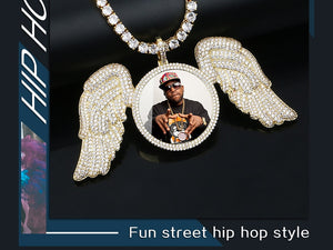 hip hop medallion