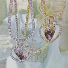 Heart Medallions Necklaces