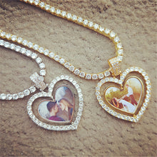 Heart Medallions Necklace