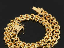 Miami Curb Cuban Chain Men Hip Hop Necklace
